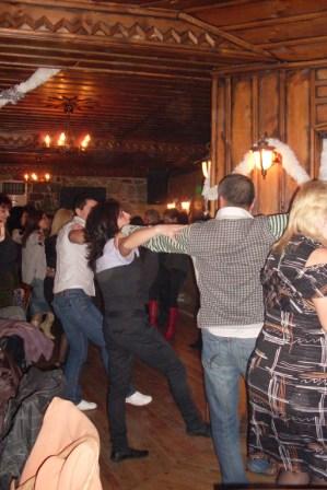 Снимки от коледния купон на Чанове - Бургас в механа &quot;Извора&quot;<!--Session data-->